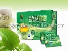 Organic erythritol bulk