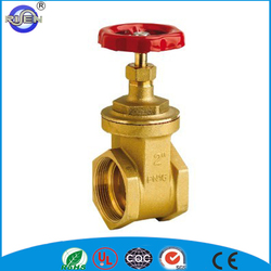 China whole sale 2 inch non rising stem NRS gate valve drawing