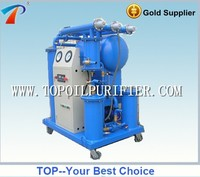Economic dehydration,degas Insulating /Transformer Oil Recycling Filtration Plant Series ZY-50