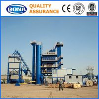 Exported Asphalt Emulsion Low Cost 120tph Asphalt Batching Plant