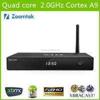 quad core android tv box s802 google tv1080P support youtube bluetooth skype webcam XBMC miracast chromecast Android TV box