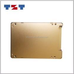 Ultra Thin Sand Blasting USB 2.0 HDD Enclosure 2.5 Inch HDD/SSD External Case