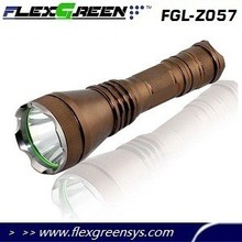 rechargeable XML 10W T6 led flashing torch