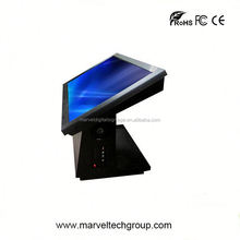 interactive mutil touch screen special metal display table for office/house/store/shop