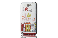Painting PC cover case for Samsung N7100
