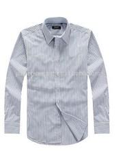 2014 camisa de hombre de negocios de la camisa