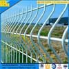 Metal 2/3 black welded wire fence mesh panel