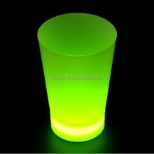 batter led flashing led cup holder lights Lighted Wine Glass, Light Up Party Glass