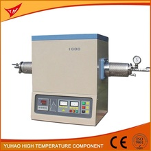 1000 degree 15kg induction small glass melting tube furnace for sale