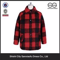 Fashion Ripstop Red Prince Style Coat, Womens Winter Jackets, Roupas Femininas