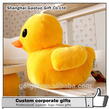 Custom Hotsale Big Yellow Duck Plush doll For Kids