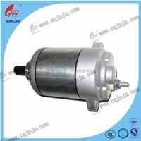 Starter Motor For Yamaha Motorcycle Engine Parts Starter Motor 12V Starter Motor