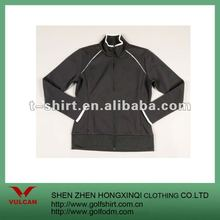 100% Polyester Fabric Women's Sports jackets 2012