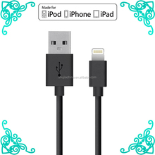 [For Apple MFI Certified] Cable 4 pcs [Value Pack] Element Series 8 pin to USB SYNC Cable Charger Cord for iphone cable