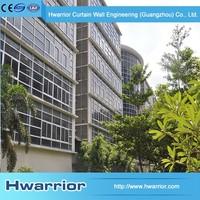 2015 High Quality Best Price Partition Wall Glass