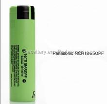 2900mAh 18650 tesla battery cell PF