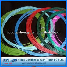 1.2-3.5mmHigh Quality ISO 900:2001 Colorful PVC Coated Steel Wire (professional factory)