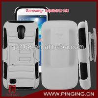 belt clip case PC phone cover case for samsung galaxy s4 mini i9190