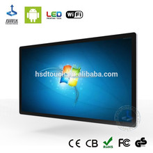 22inch second generation WINDOWS 3g wifi network lcd digital signage wall mounting