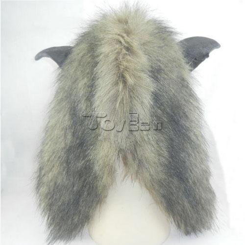hot sale wolf mask, latex halloween mask, professio<em></em>nal carnival mask
