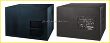 made in China 600W speaker professional 15 inch subwoofer