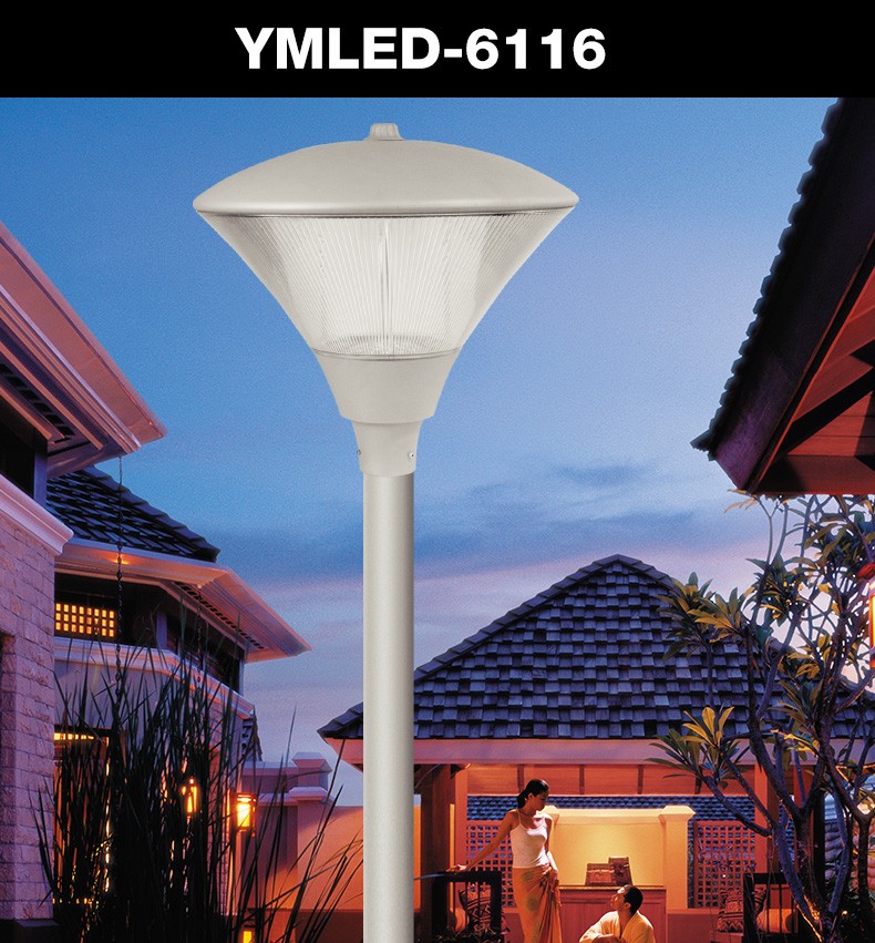 AC220v classical design waterproof outdoor 25w led garden light