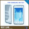 3D S line clear tpu cell phone case silicone cell phone cover for samsung sm-t331