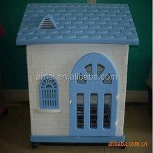 OEM vacuum forming plastic pet house