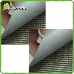 20*20 350gsm 12oz design poster grey back glossy frontlit PVC flex foam banner