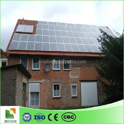 solar roof hooks bipv solar panel mounting rack /aluminum clamp bracket /solar roof mounting system