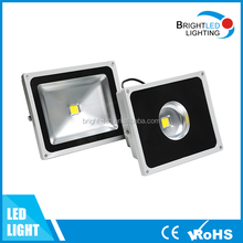 20w/30w/50w/70w IP65 CE and RoSH certificated solar flood light with import chips