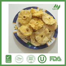 Popular stable super quality dried pineapple fruits