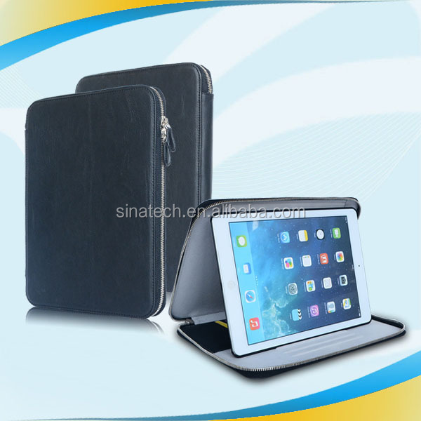 2014 hot selling fashion personalize universal sleeve for ipad air