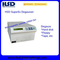 hard disk recovery/destruction equipment