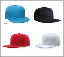 blank kid snapback cap white black snapback cap for children