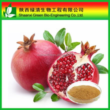 Pomegranate peel extract powder Pomegranate Skin Extract with free sample