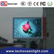 Pixel Pitch 16mm led display screen ,giant screen led p16,advertising display screen Ph16