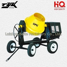 Concrete Mixer Plant for Tractors with Rubber Tire