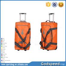 fashion trolley travel bag with chair,sports travel bag,cartoon travel luggage bag
