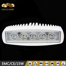"""5.5"""" 15W Motorcycles off road Led work light"""