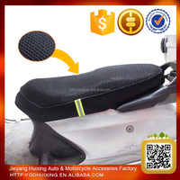 elasticity mesh polyester 200cc 125 250 110 seat cover for scooter motorcycle