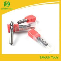Best choice and best discounts 4F-12*D12*75L carbide square milling cutter