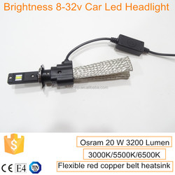 Hot Selling H1 H3 H7 H11 9005 9006 880 881 Led Light Car 12V