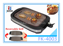 Ceramic Coated Reversible Table Grill