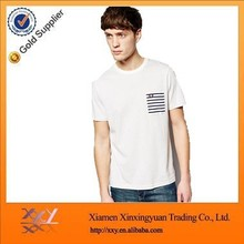 Slim Fit Causal Decorative Pocket Men shirt In China Custom
