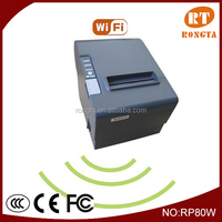 80mm thermal printer, usb wireless printer apply to pos terminal RP80W