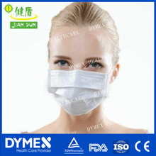 Disposable Ear loop or Tie On Face Mask, 2Ply/3ply/4ply Face Mask