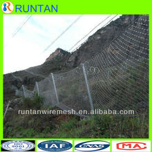 slope protection wire mesh for preventing of rock breaking wire mesh fence for boundary wall