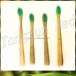 100% biodegradable 2015 family pack bamboo toothbrush