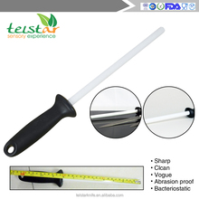 "specialized in manufacturing various specifications of knife sticks 8"" inch Ceramic Sharpene"